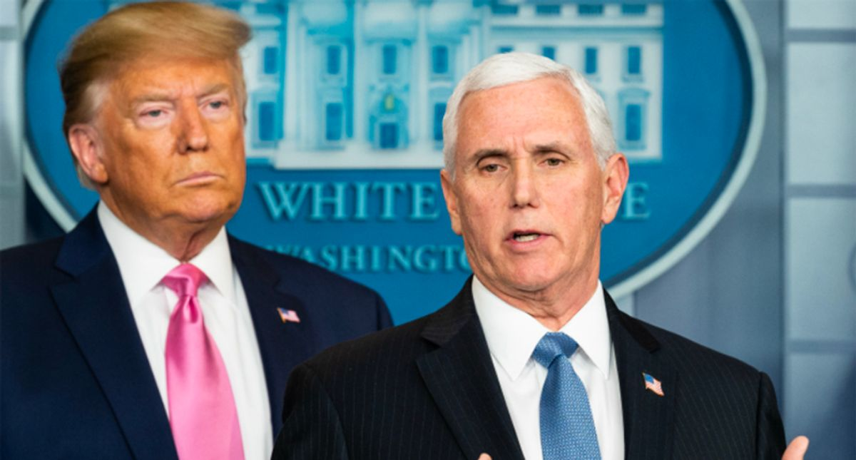 Pence camp says Trump lawyer lied during impeachment trial: report