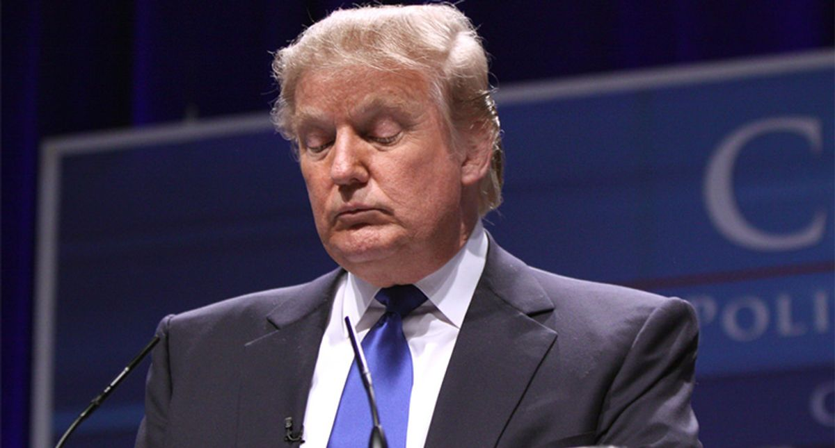 Wall Street Journal to Donald Trump: 'Take personal responsibility and resign'