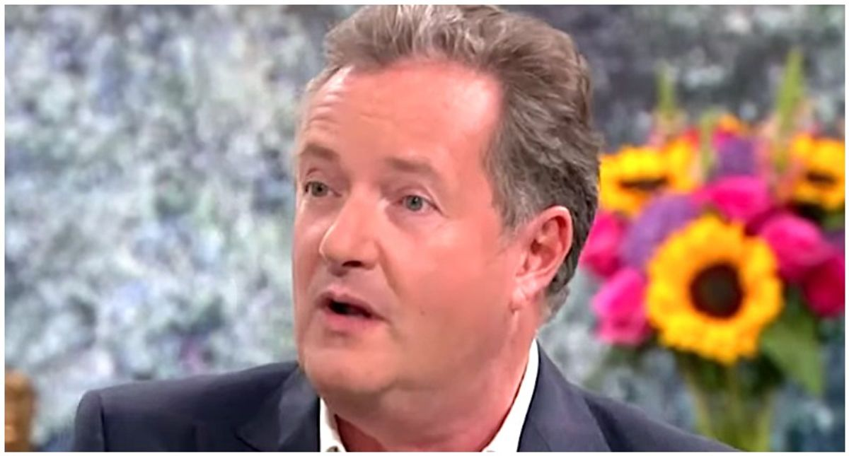 'Who are you, again?': Piers Morgan scorched for tone-deaf tribute to Larry King