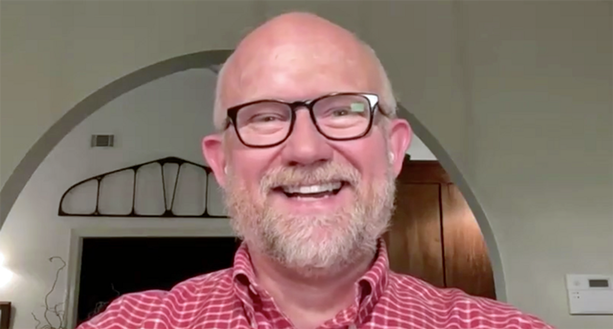 Rick Wilson ridicules Trump for believing GOP senators are interested in keeping him in office
