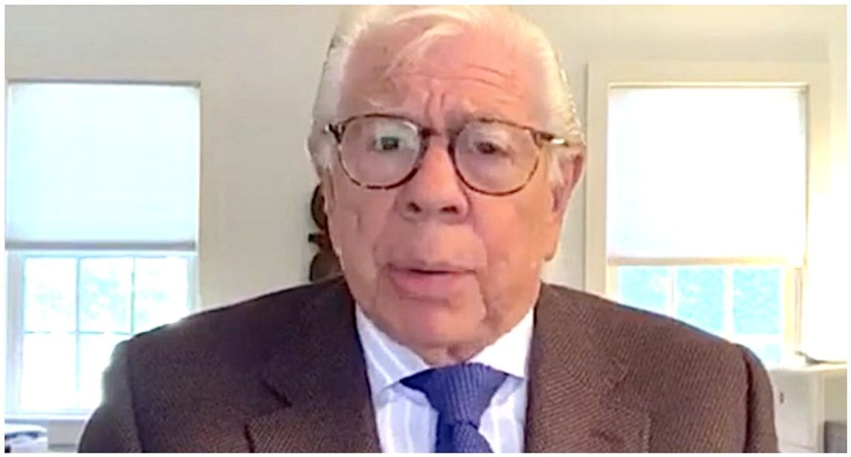 Republicans ought to be calling for Trump's resignation or end the GOP: Veteran reporter Carl Bernstein
