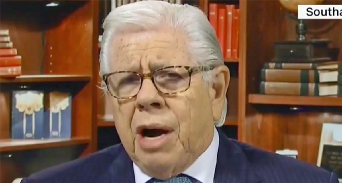 Watergate reporter Carl Bernstein slams 'Republican congressional cult' enabling Trump's 'deluded' fantasies