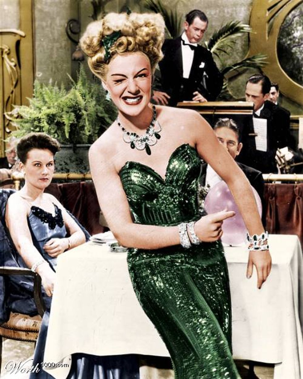 R.I.P. Betty Hutton