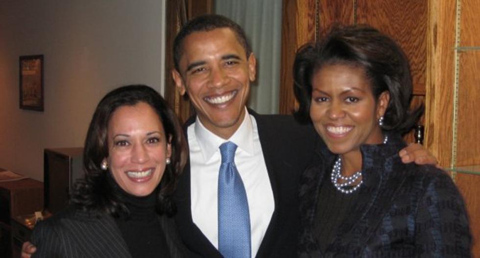 Obama praises selection of Harris as running mate: 'Biden nailed this decision'