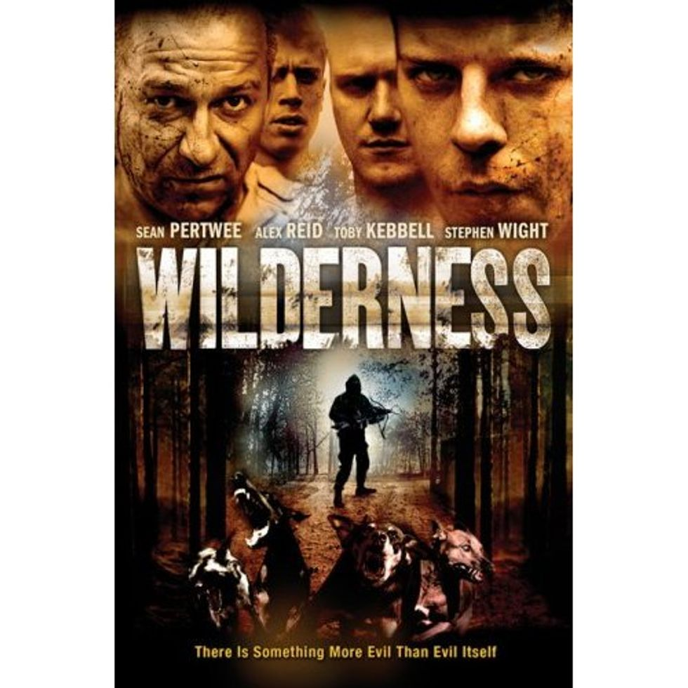The Bloody and Wild Wilderness!