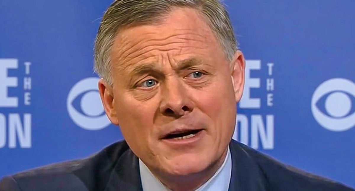 North Carolina GOP rushes to condemn Burr for surprise vote to convict Trump