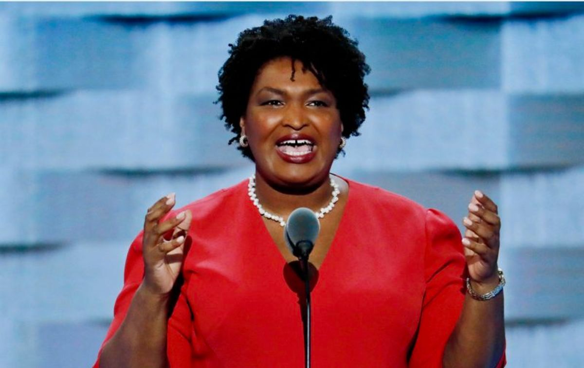 Stacey Abrams: Voting rights activist and architect of Democratic victories in Georgia
