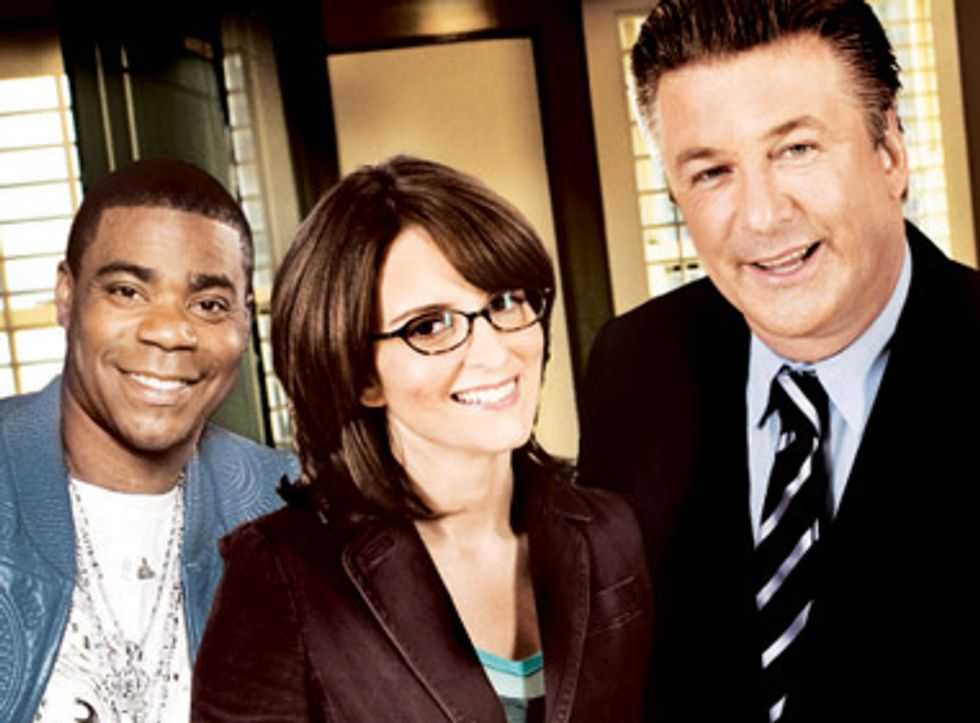 30 Rock Gets Early Renewal