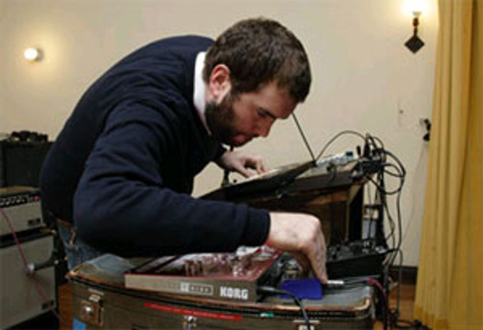 Casiotone for the Painfully Alone: Go See Him!