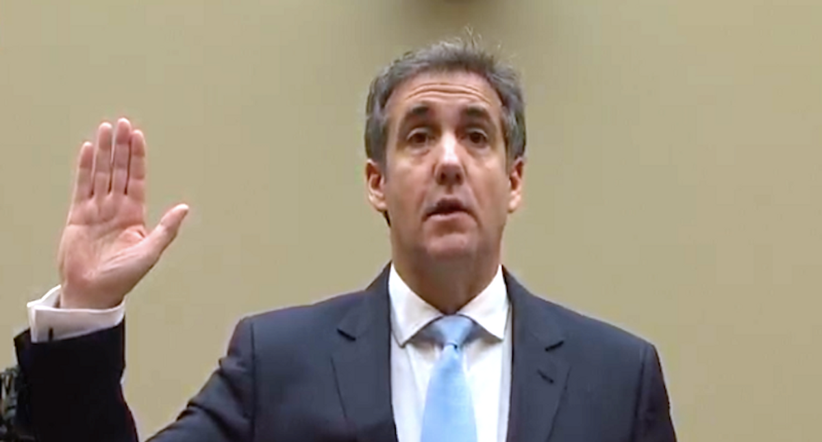 Michael Cohen cooperating with 'multiple government agencies' investigating the Trump family
