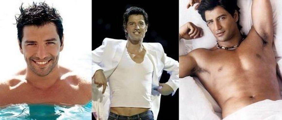 Sakis Rouvas, the Ricky Martin of Greece!!!
