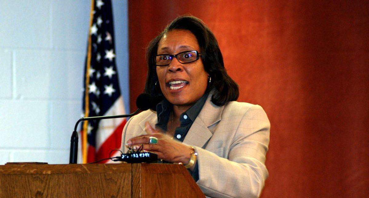 Women in charge: HUD Secretary Marcia Fudge