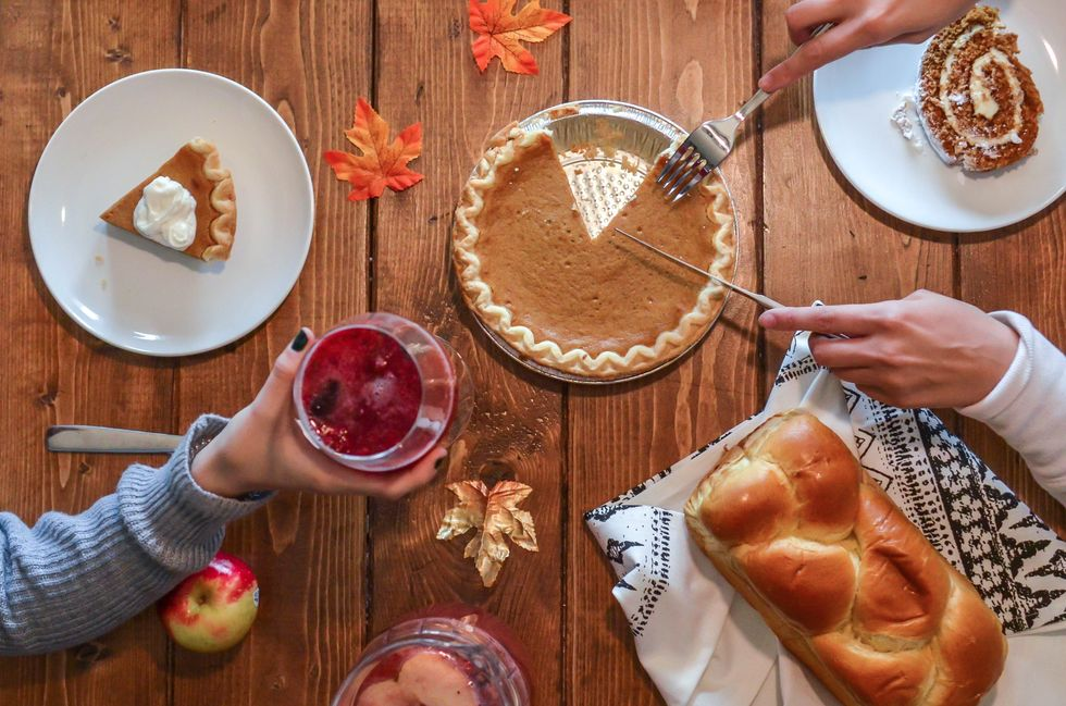 Four Ways To Safely Celebrate Thanksgiving With Your Loved Ones This Year