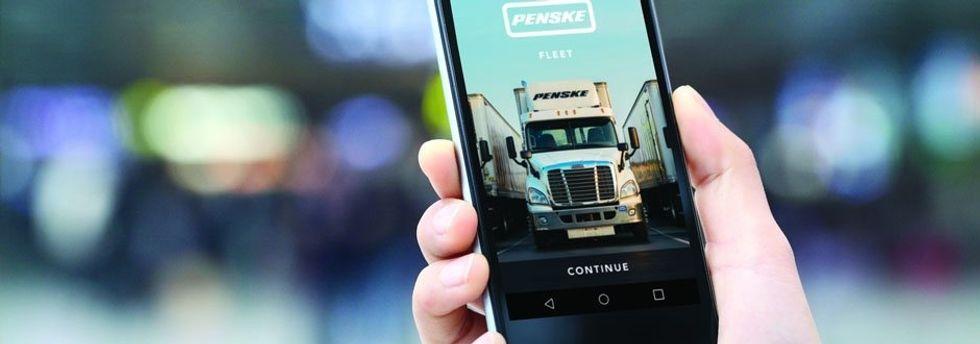 Penske Fleet™ App