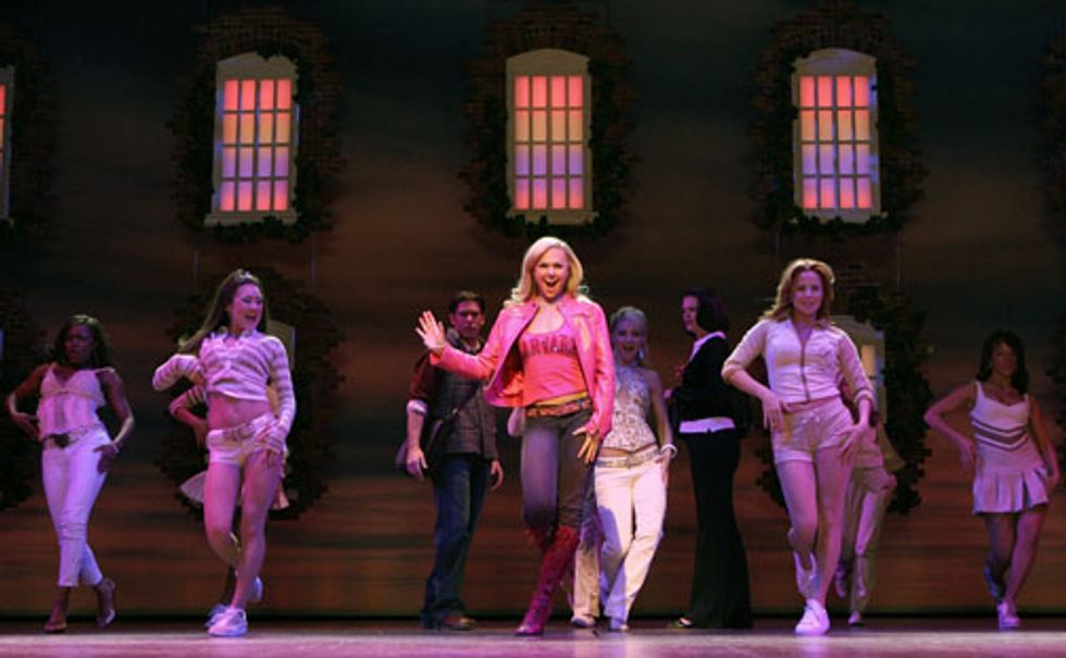 Opening Night: Legally Blonde