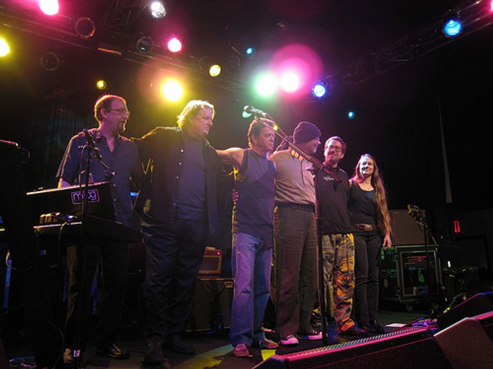 Lou Reed and John Zorn: The Highline Ballroom Is Born