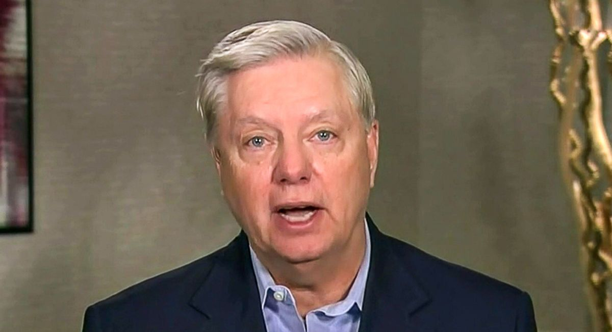 'For what?': Defiant Lindsey Graham insists he has nothing to apologize for after months of election lies