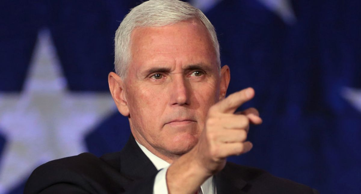 Conservative begs Mike Pence to come to CPAC and swears he'll get a 'warm reception' -- despite death threats