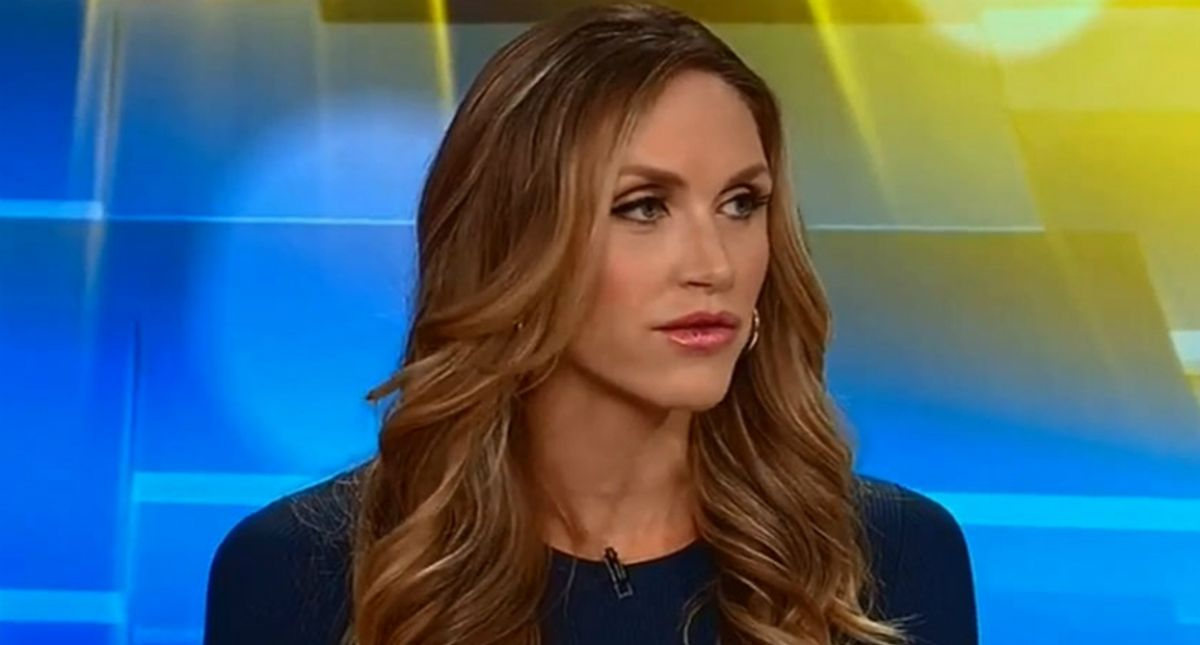 Jaws drop as Lara Trump gets anointed as the future of the GOP by Lindsey Graham