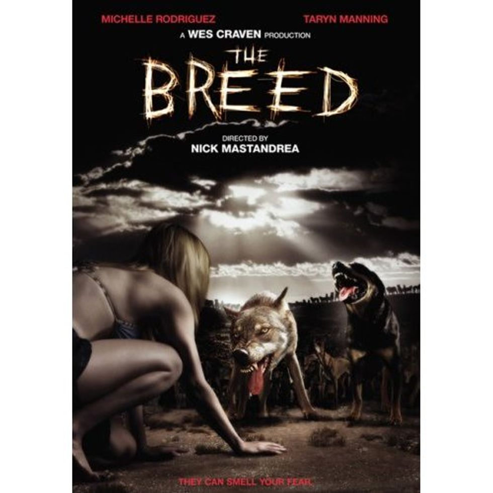 The Breed: Killer Dogs!