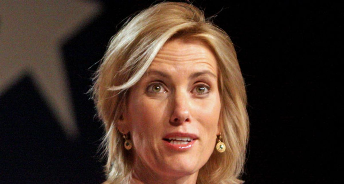 Laura Ingraham blasted for claiming pandemic's end would be 'bad news for Biden'