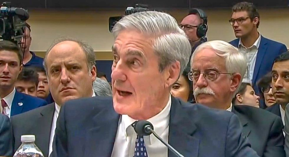 The Mueller hearing and the death of facts