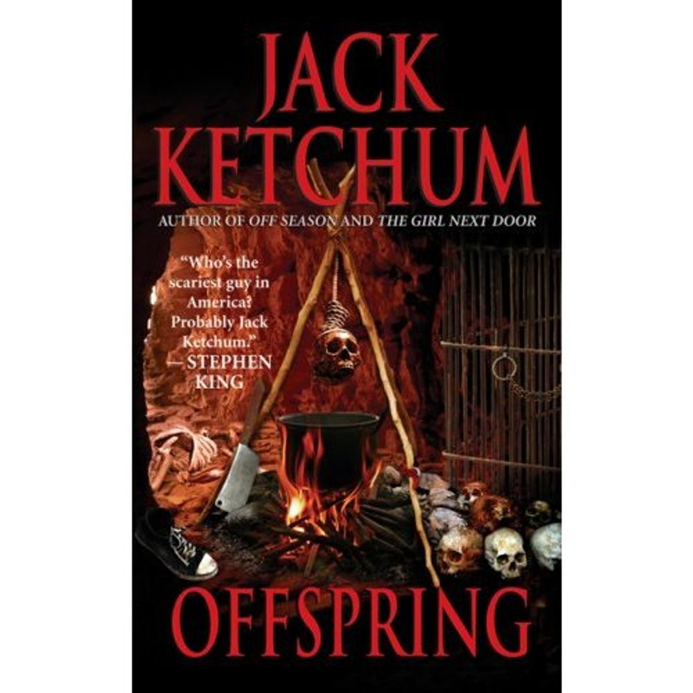 Gory, Great Horror Book: Offspring!