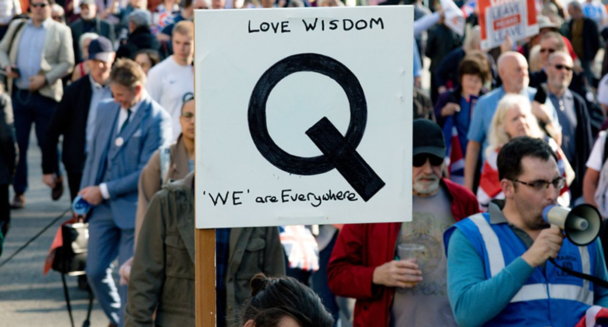QAnon could be here to stay despite years' worth of failed predictions