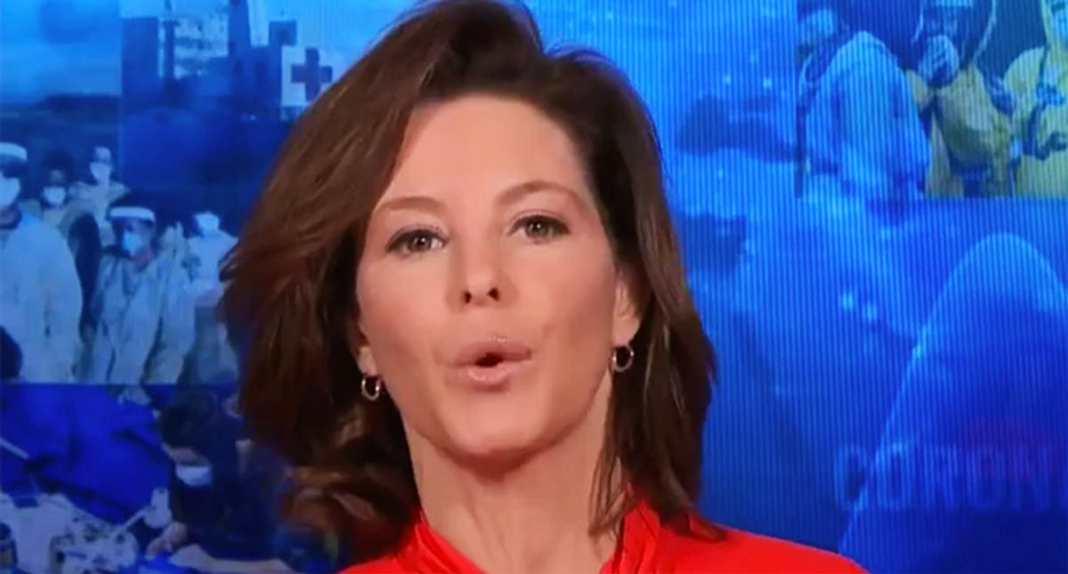 MSNBC's Ruhle explodes on Republicans for claiming storming of US Capitol was a left-wing plot