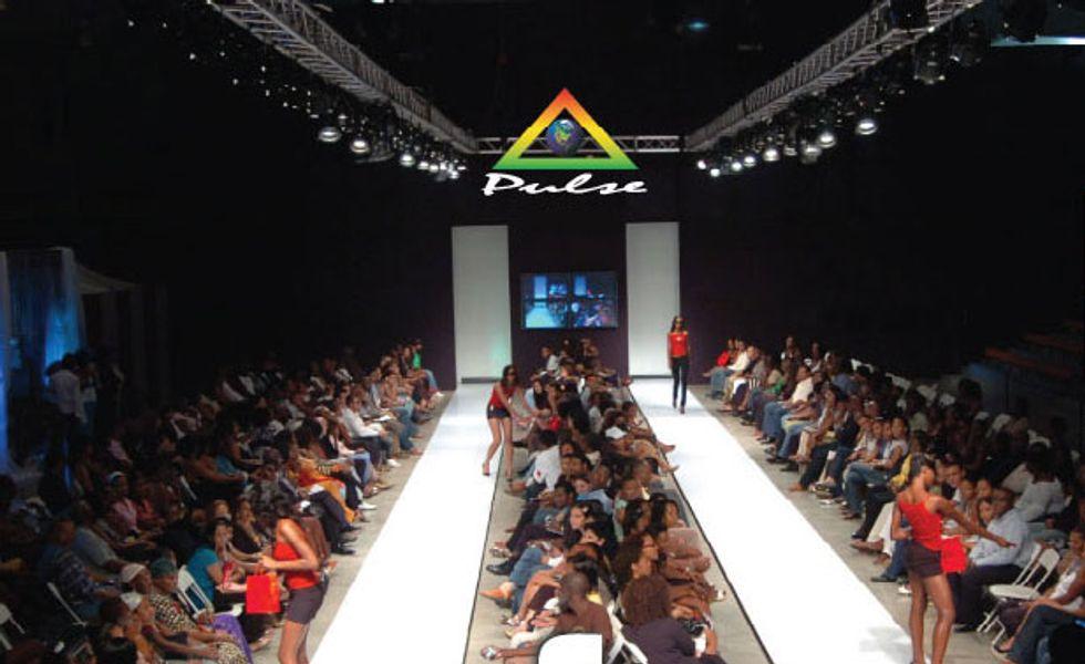 Kicking off Caribbean Fashion Week -- Sort Of