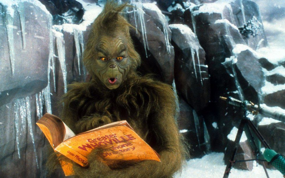 Here's What Grinch Quote You Are, Based On Your College Major
