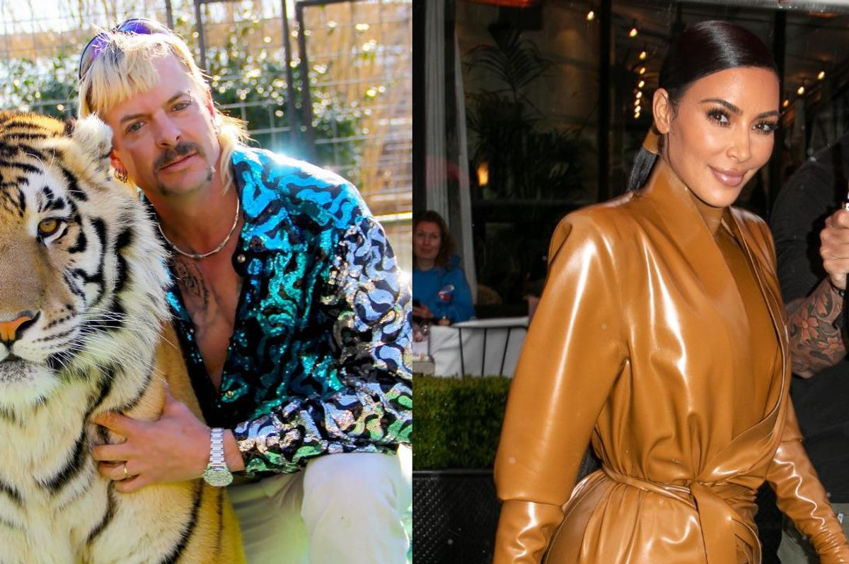 Will Kim Kardashian Help Free Joe Exotic?