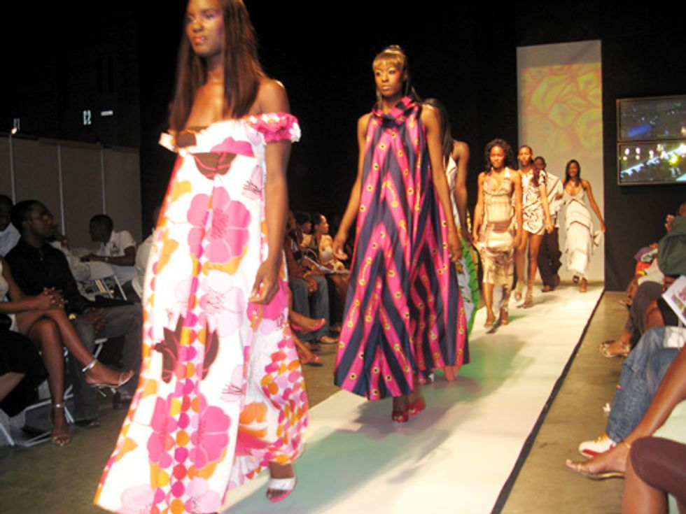 Caribbean Fashion Week: Island Vibe on the Runway Pt. 1