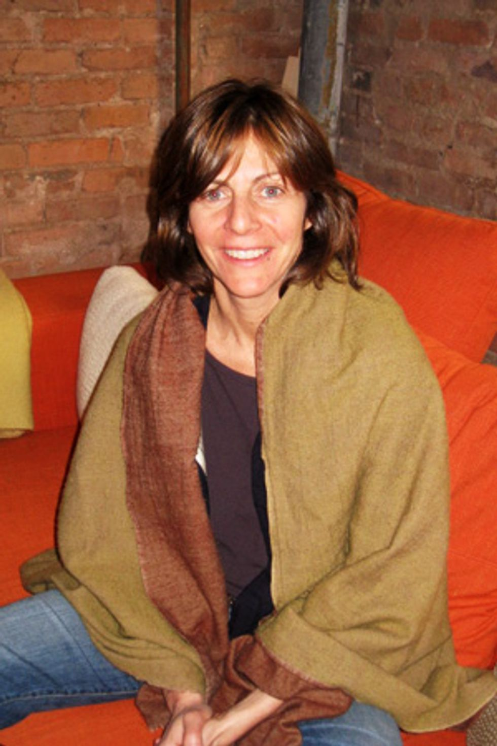 Oliving It Up With Il Buco's Donna Lennard at the NYC Food Film Festival