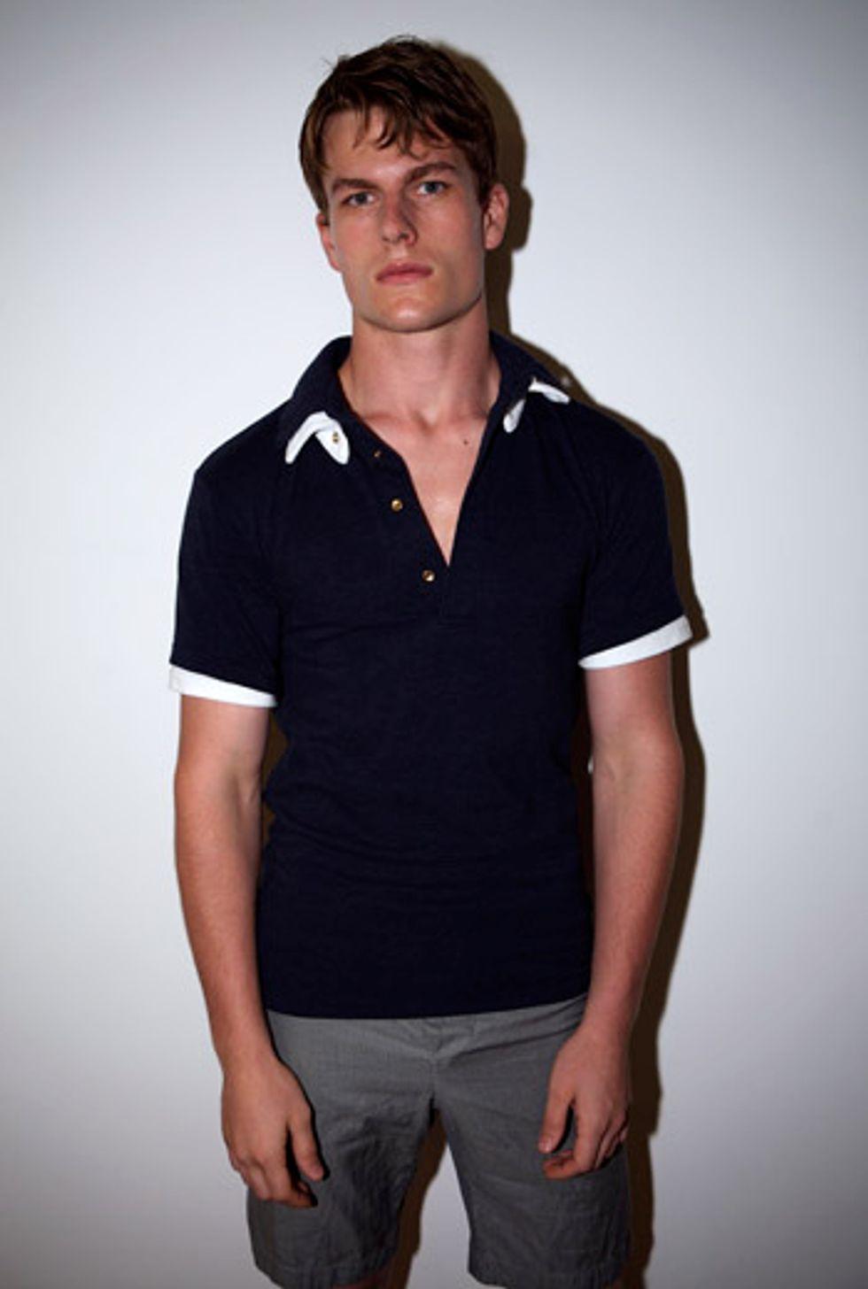 Peter Davis' Status Update: Victor Glemaud's Gorgeous, Glamorous Guys
