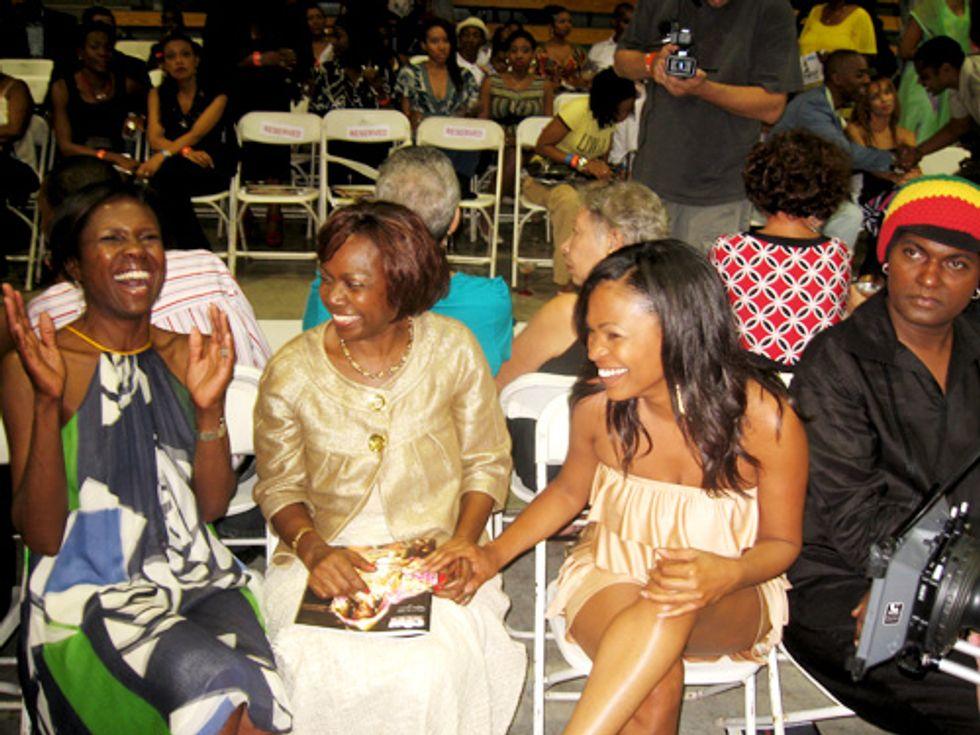 Caribbean Fashion Week: Island Vibe on the Runway, Pt. 2