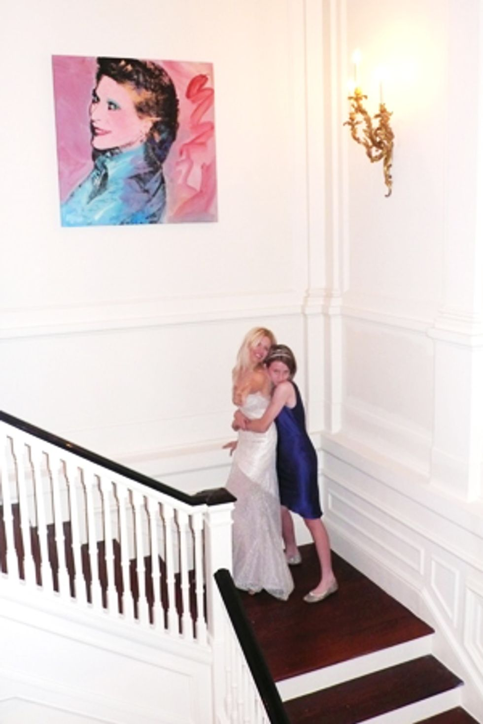 Justina McCaffrey Couture and Cocktails at the Kempners