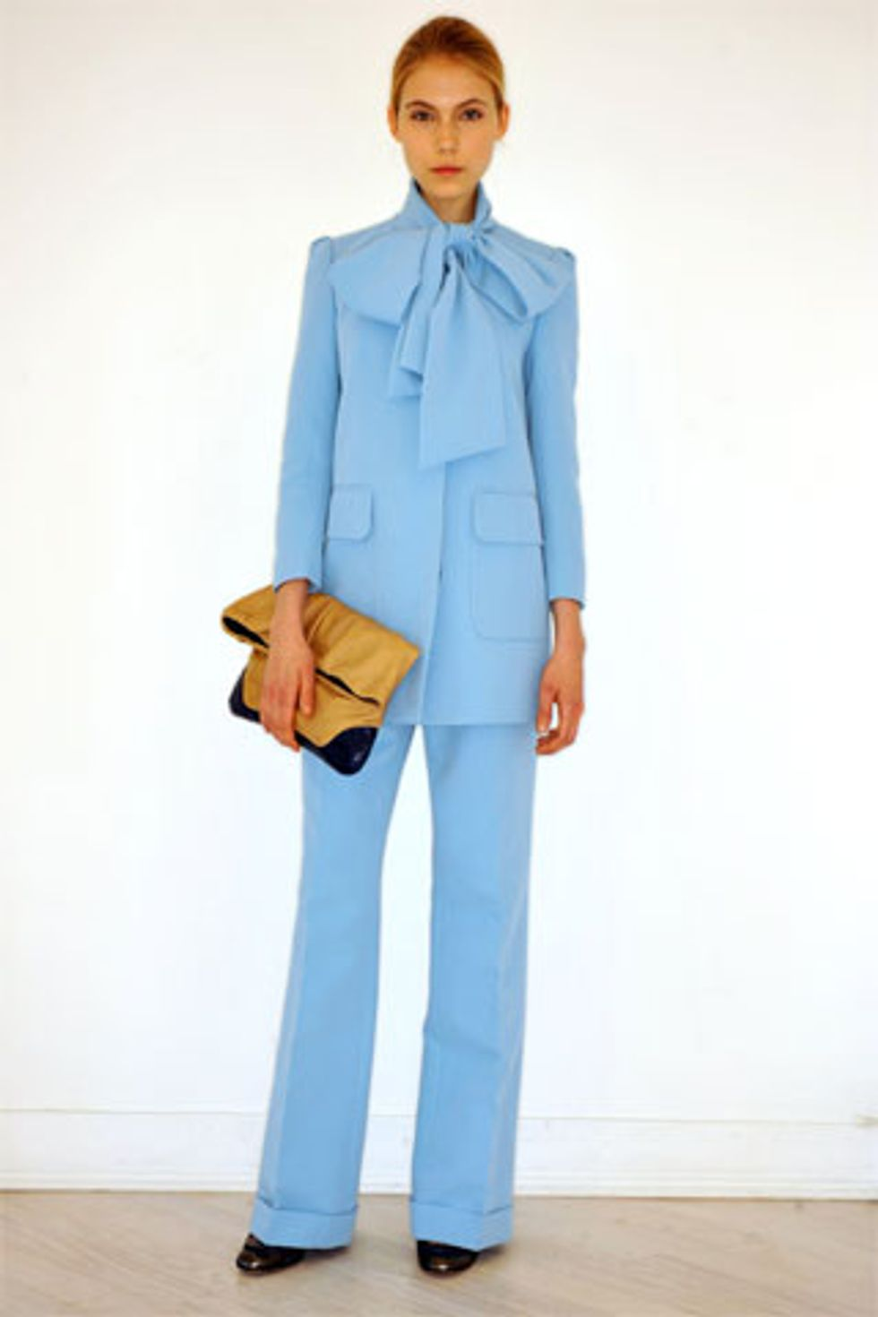 Resort Retort: Fitted Suits