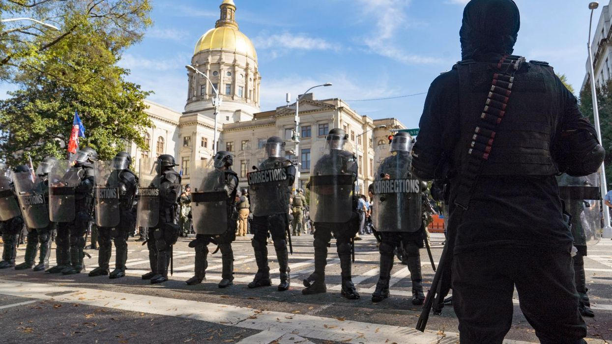 Study: Militarization of police does not reduce crime