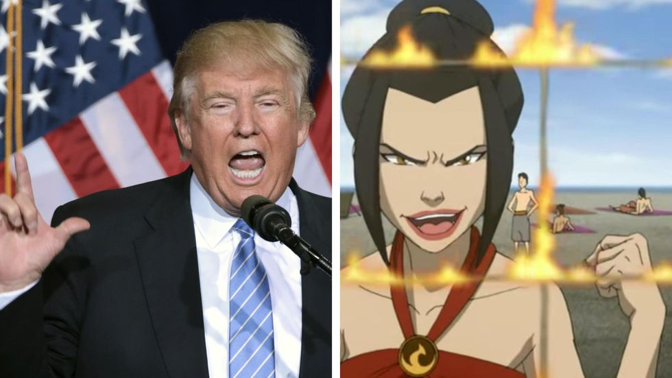 Who Said It — Donald Trump Or A Villain From The Avatar Universe?
