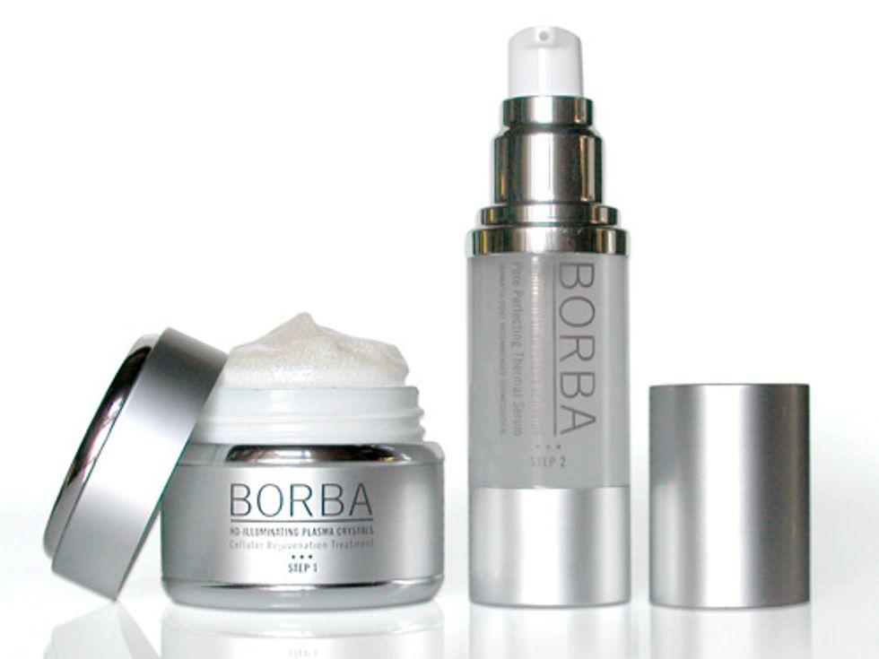 Beauty School: Borba's HD-Illuminating Plasma Crystals Diamond-Dermabrasion Peel Treatment