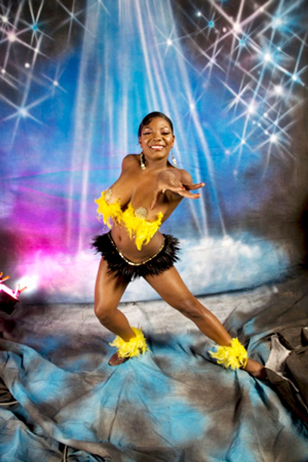 Viva La Nipple! A Report from the 2008 Miss Exotic World Pageant of Burlesque