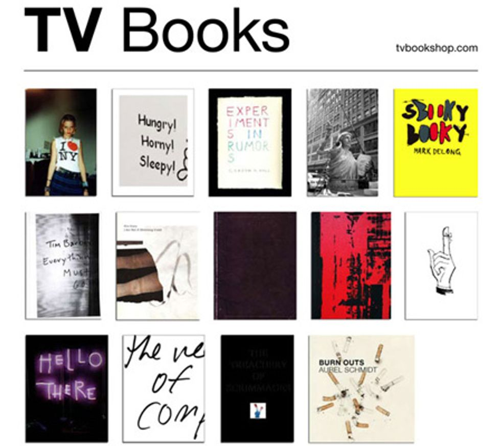 TV Books at Partners & Spade This Weekend