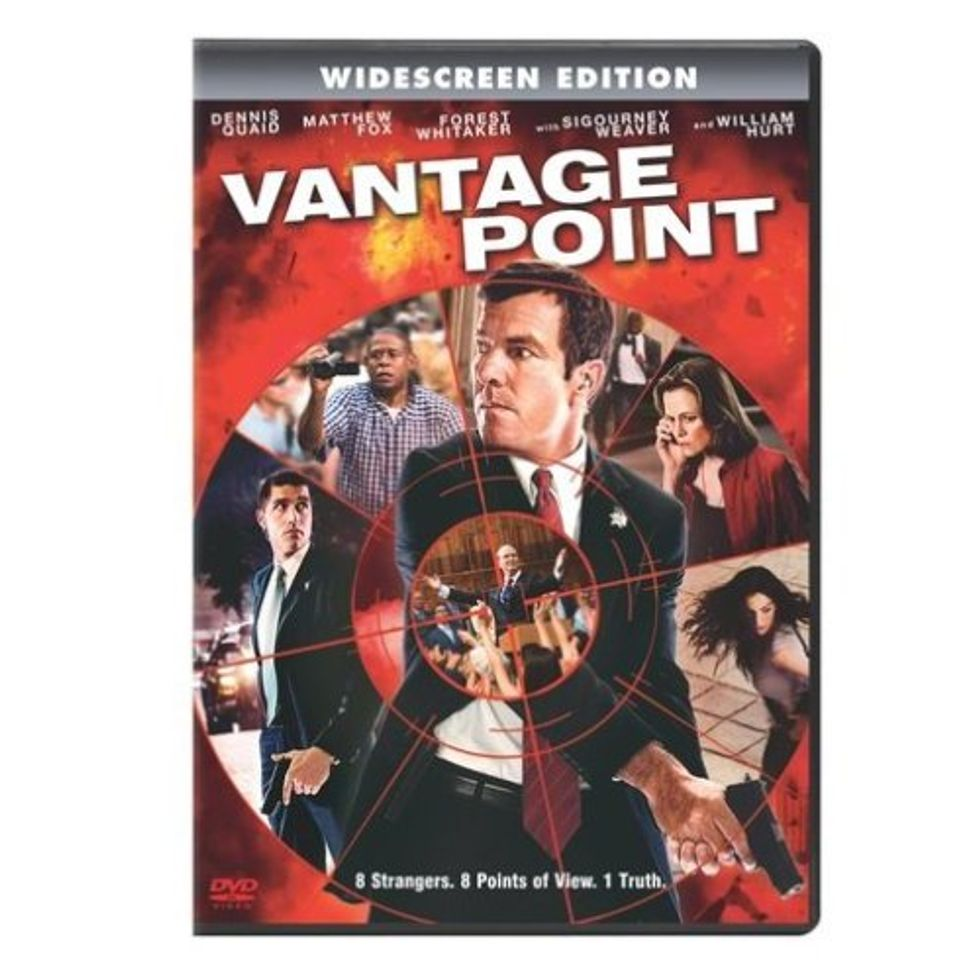 Vantage Point Is Goofy But Enjoyable -- and Now Out on DVD