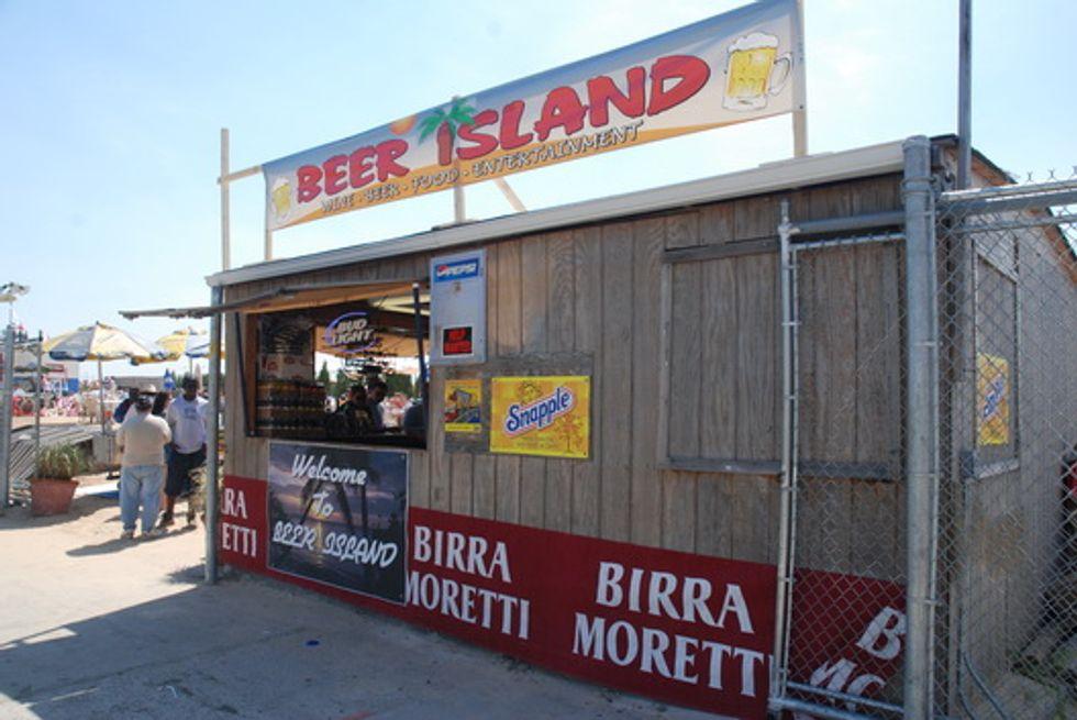 Bar of the Week: Beer Island