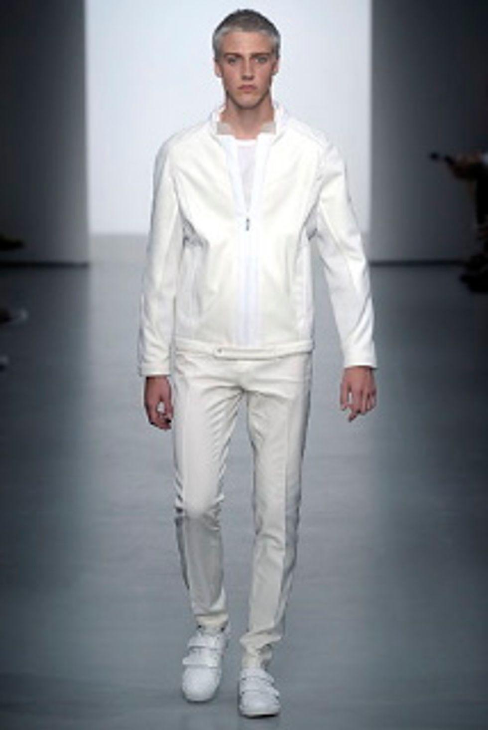Men's Trends SS09: Calvin Klein