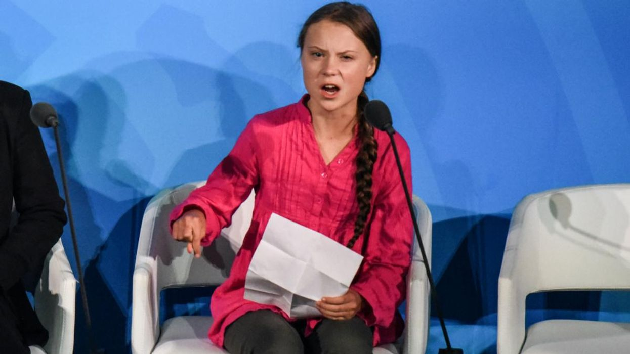 Greta Thunberg Warns Humanity 'Still Speeding in Wrong Direction' on Climate