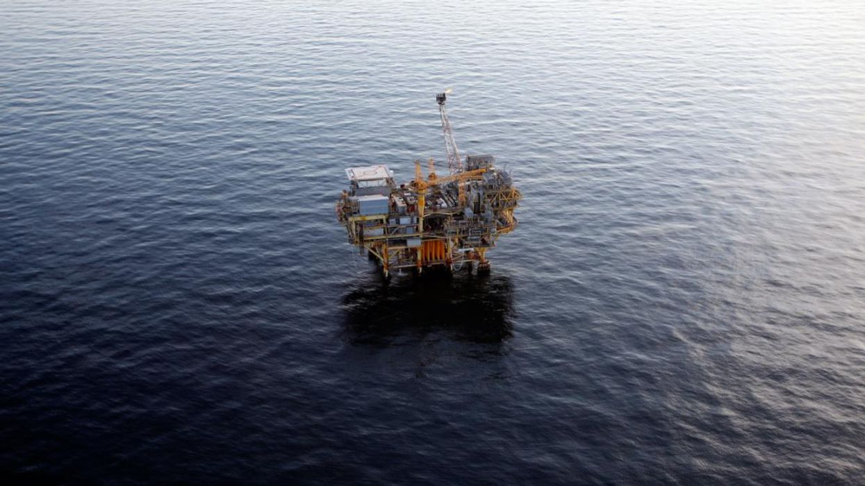 Abandoned Oil Wells Leak Untold Methane From Gulf Floor