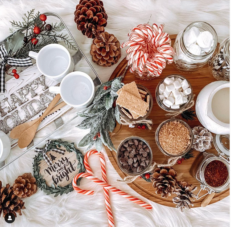 20 Hot Chocolate Stations Everyone With A Sweet Tooth Needs To Try This Holiday Season