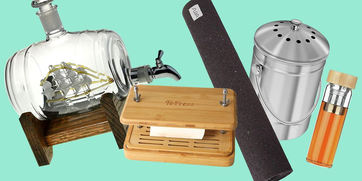 15 Best Eco-Friendly Gifts of 2020 (That Aren't a Reusable Straw)